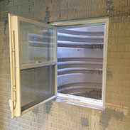 Egress Window Open Installation After