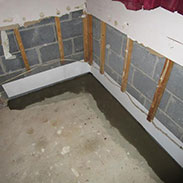 Basement Waterproofing Sealant After